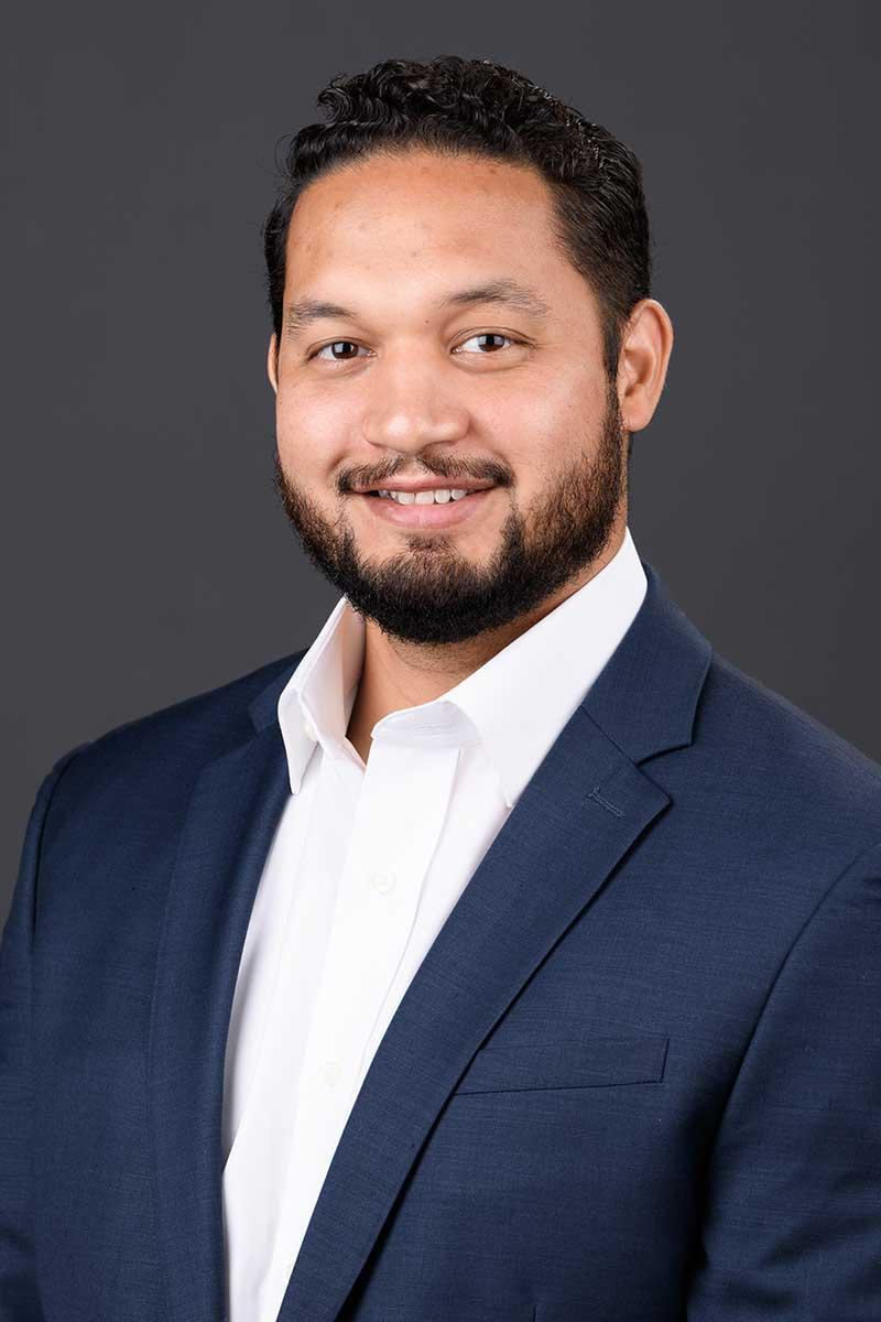 Joffre Alvarez, MBA Director of Operations